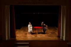 Predstava Pet pepelk v Bistrici ob Sotli